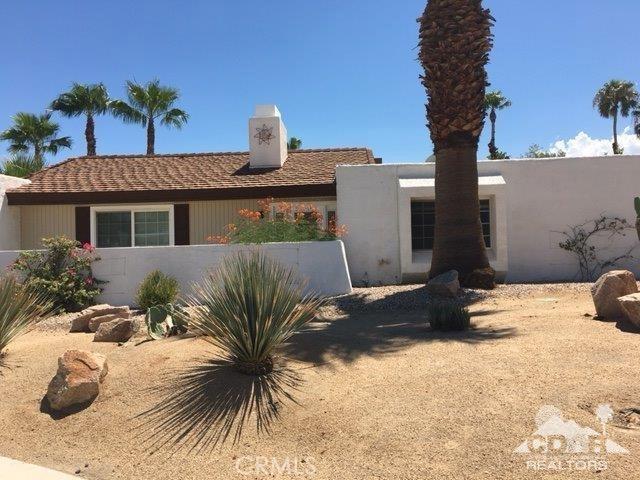 Single Family Home for Sale at 1121 El Escudero 1121 El Escudero Palm Springs, California 92262 United States