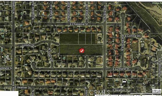 Single Family for Sale at 0 Acacia Avenue N Rialto, California 92376 United States
