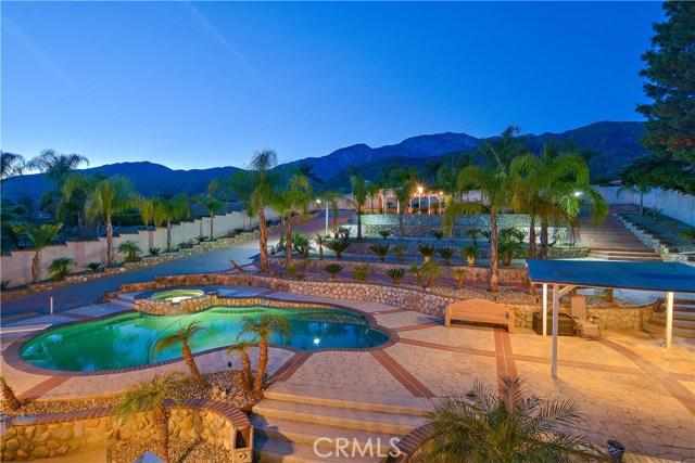 Частный односемейный дом для того Продажа на 8626 Vicara Drive 8626 Vicara Drive Alta Loma, Калифорния 91701 Соединенные Штаты