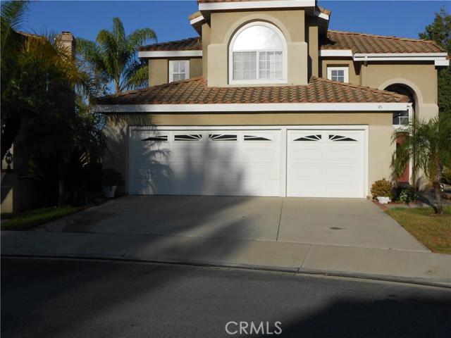 Single Family Home for Sale at 45 Via Gatillo St Rancho Santa Margarita, California 92688 United States
