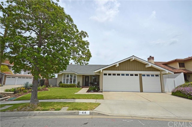 414 South  Rolling Hills Place, Anaheim Hills, 92807, CA