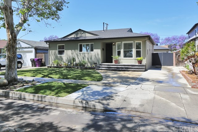 Single Family Home for Sale at 3643 Studebaker Road N Long Beach, California 90808 United States