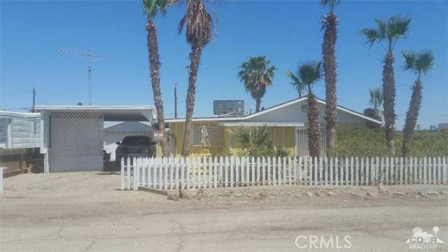 2110 4th Street Bombay Beach, CA 92257 - MLS #: 217013422DA