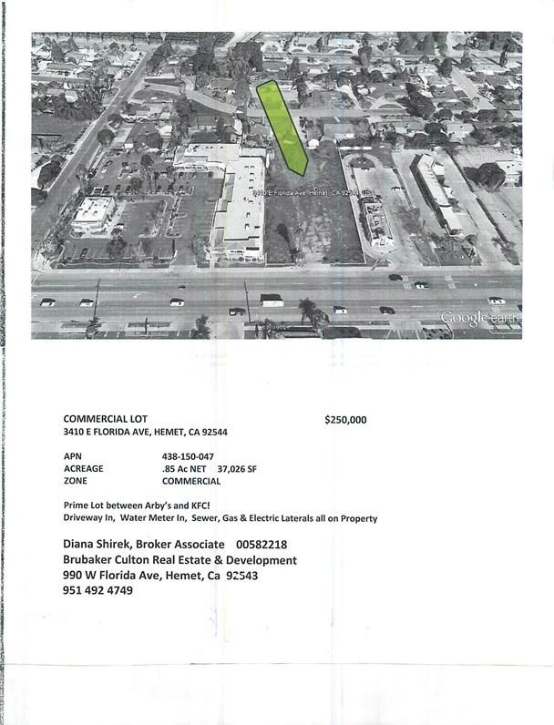 3410 Florida Avenue, Hemet, CA, 92544