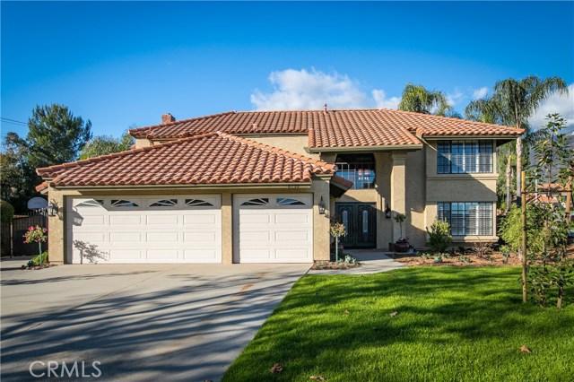 8730 Mandarin Avenue Rancho Cucamonga CA 91701