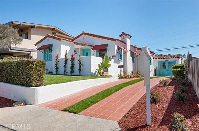 233 Avenida Rosa San Clemente, CA 92672 - MLS #: OC18049318