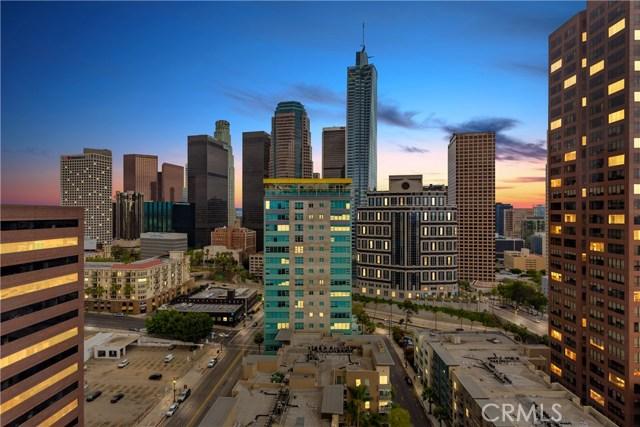 1100 Wilshire Boulevard # 1809 Los Angeles, CA 90017 - MLS #: BB17104565