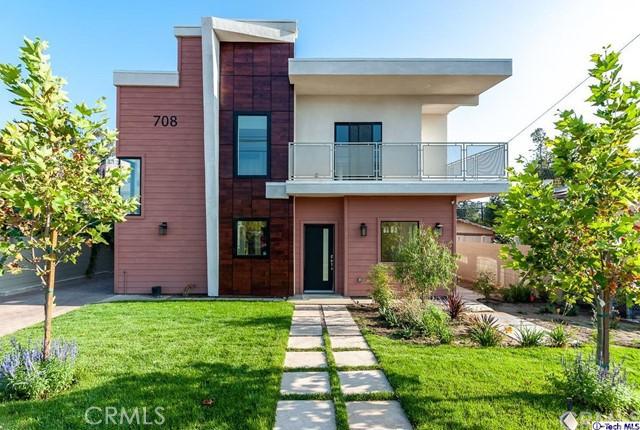 708 Palmer Avenue,Glendale,CA 91205, USA