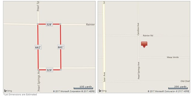69493 Rainier Road 29 Palms, CA 92277 - MLS #: CV17186632