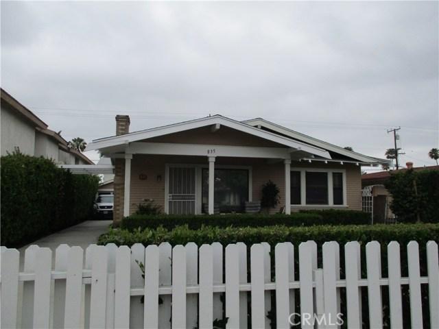 835 Claudina Street, Anaheim, CA, 92805