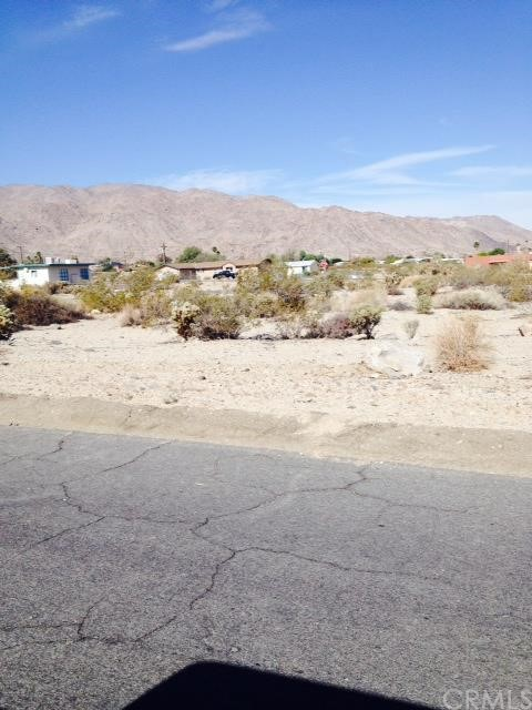 Single Family for Sale at 0 Persia Avenue 29 Palms, California 92277 United States