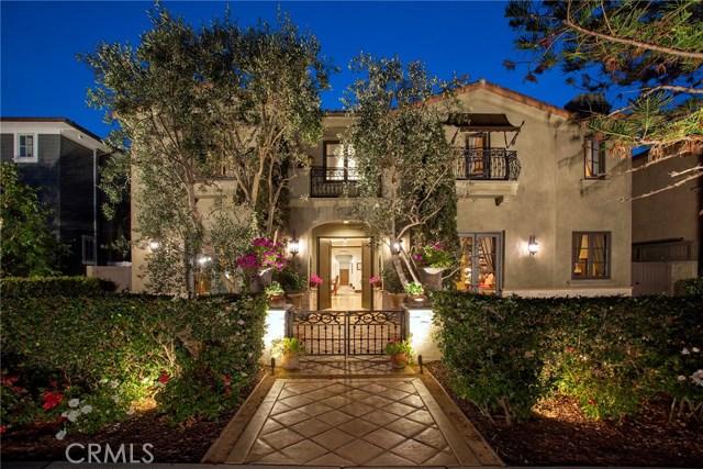 416 Holmwood Drive, Newport Beach, CA, 92663