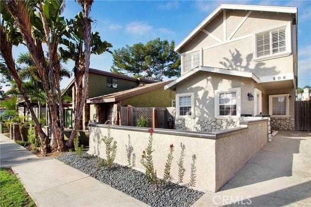 209 Hartford Av, Huntington Beach, CA 92648 Photo
