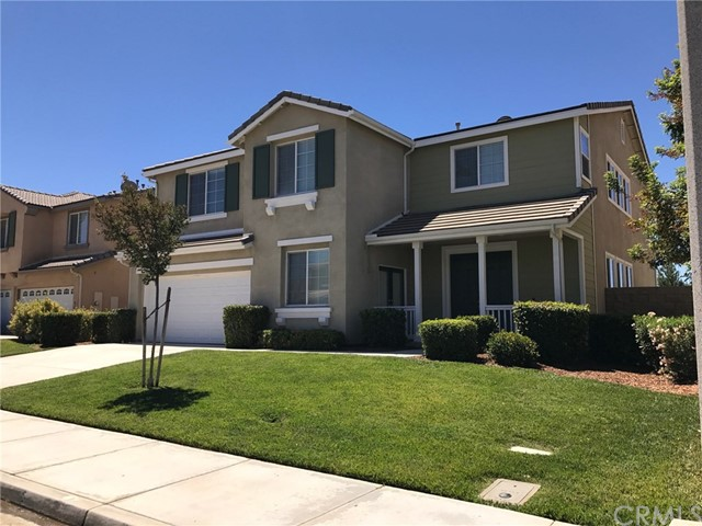 Single Family Home for Sale at 27665 Blue Topaz Drive Romoland, California 92585 United States