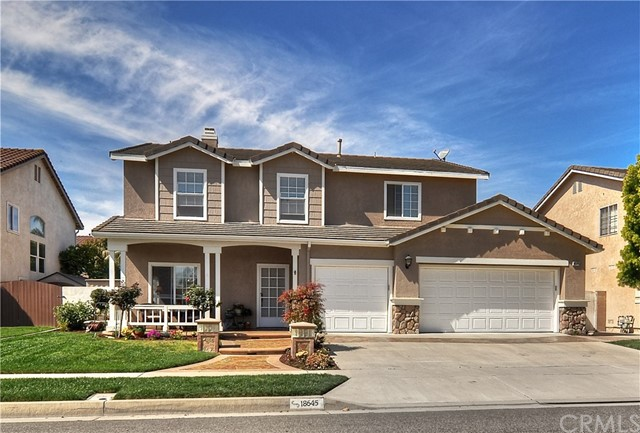 Single Family Home for Sale at 18645 Santa Ynez Street Fountain Valley, California 92708 United States