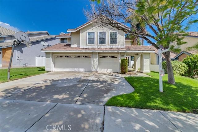 2899 Amber Drive, Corona CA 92882