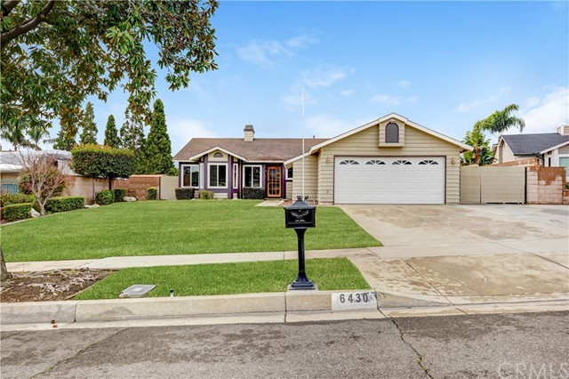 6430 Carol Avenue,Rancho Cucamonga,CA 91701, USA