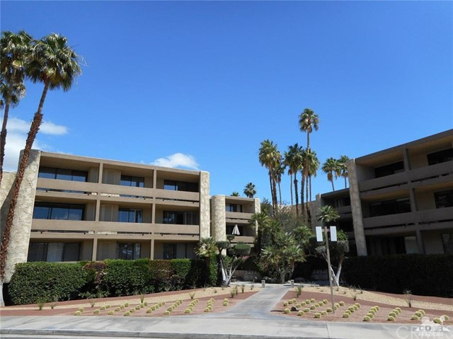2424 Palm Canyon Drive 2D Palm Springs, CA 92264 is listed for sale as MLS Listing 216014640DA