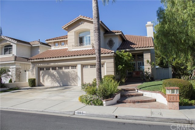 Single Family Home for Sale at 1005 Miles Court S Anaheim Hills, California 92808 United States