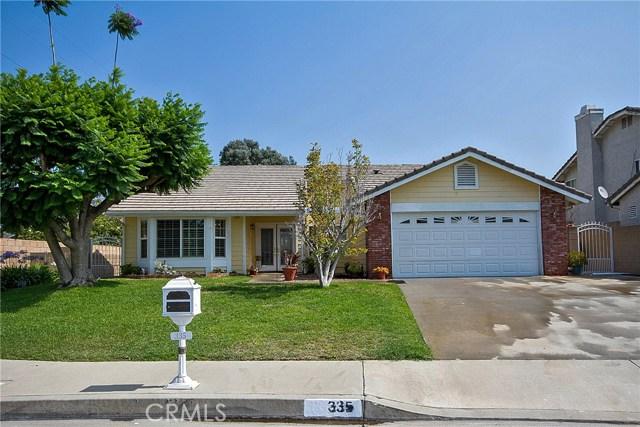 335 E Camden Street, Glendora, CA 91740