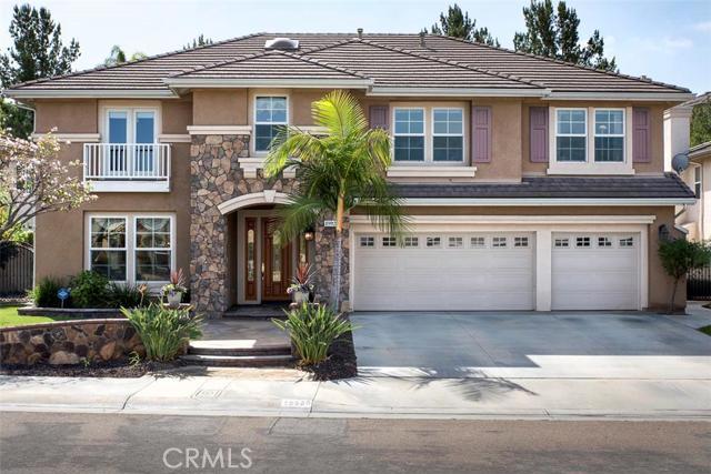 Single Family Home for Sale at 19920 Via Natalie St Yorba Linda, California 92887 United States