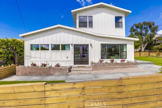 713 Diamond, Redondo Beach, California 90277, ,Residential Income,For Sale,Diamond,PW20078285