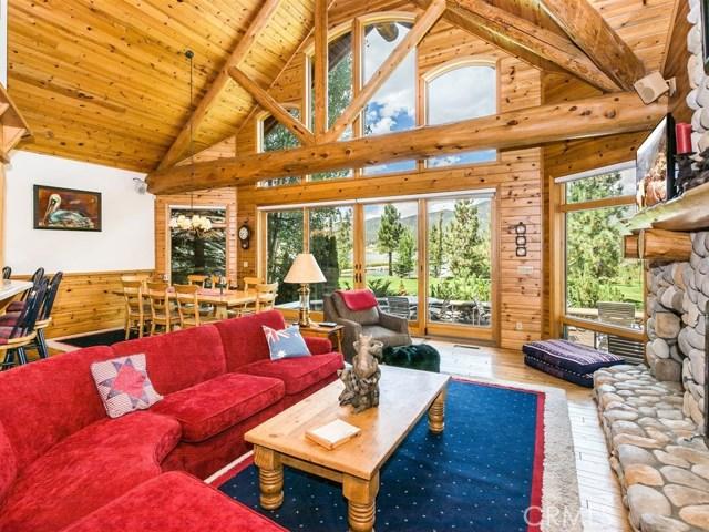 Single Family Home for Sale at 41424 Stonebridge Road Big Bear, California 92315 United States