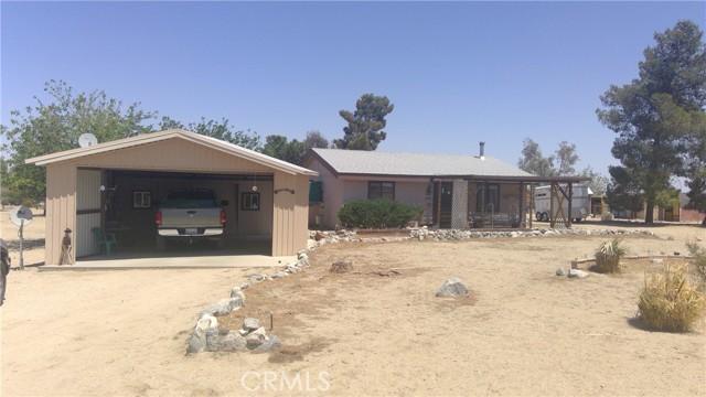 726 Sacramento Road Pinon Hills CA 92372