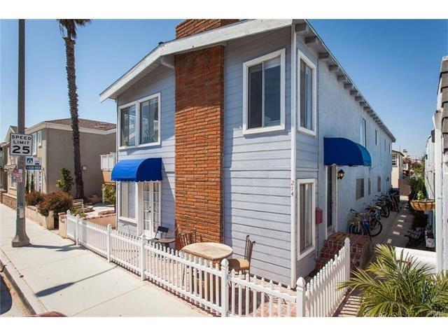 214 Balboa Boulevard, Newport Beach, CA, 92661