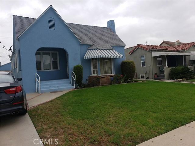7827 S Halldale Av, Los Angeles, CA 90047 Photo