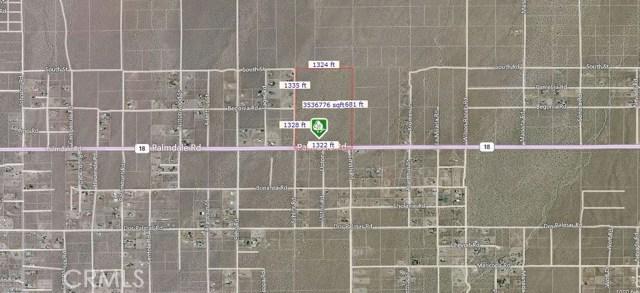 Земля для того Продажа на 5900 Palmdale Adelanto, Калифорния Соединенные Штаты