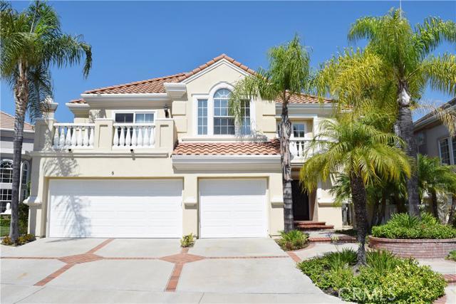 Single Family Home for Sale at 8 Elkader Rancho Santa Margarita, California 92679 United States