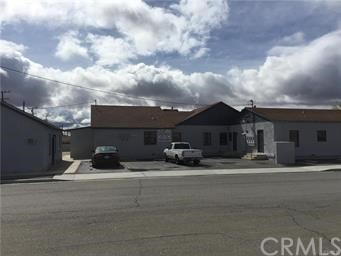 Commercial for Sale at 15662 K Street 15662 K Street Mojave, California 93501 United States