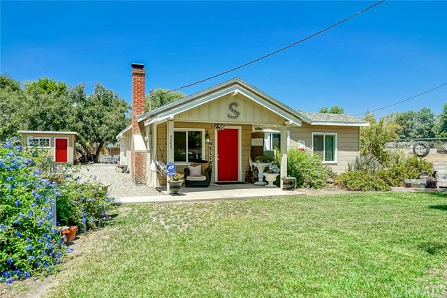 Single Family Home for Sale at 5255 Palm Avenue Riverside, California 92506 United States