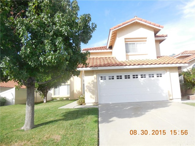 Rental Homes for Rent, ListingId:35534857, location: 27432 Swallow Court Temecula 92591