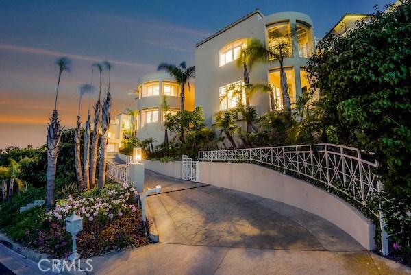 Single Family Home for Sale at 702 Via La Cuesta 702 Via La Cuesta Palos Verdes Estates, California 90274 United States