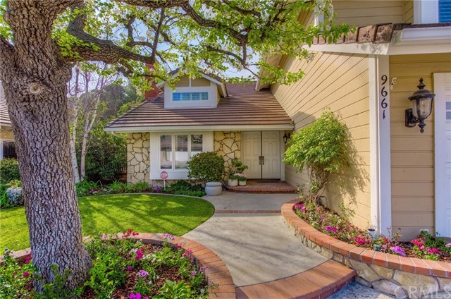9661 Norfolk Drive North Tustin, CA 92705 - MLS #: PW18215448