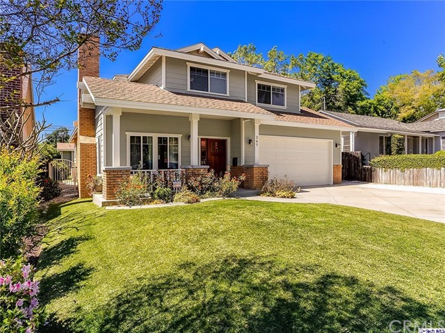 Single Family Home for Sale at 267 Stedman Place Monrovia, California 91016 United States