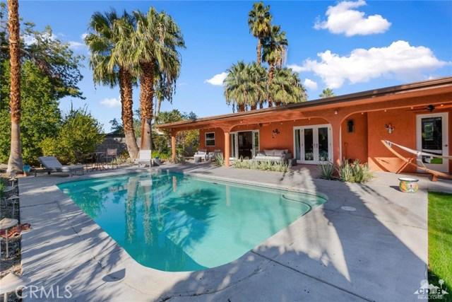 71395 Biskra Road - Rancho Mirage, California