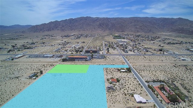 Land for Sale at 0 Verbena Drive 0 Verbena Drive 29 Palms, California 92277 United States