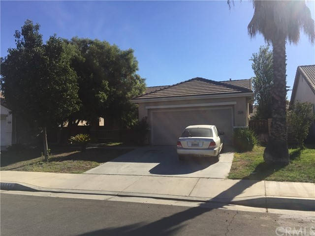 Single Family Home for Sale at 26568 Hull Street Sun City, California 92585 United States
