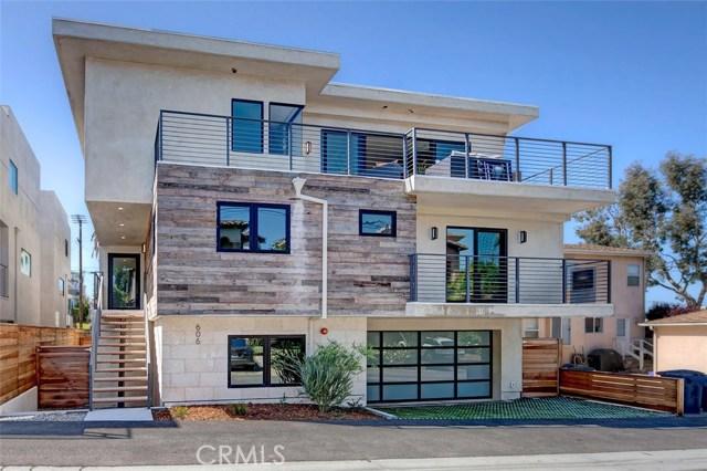 606 Boundary Place, Hermosa Beach, CA 90254