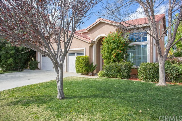 28528 Heather Green Way Menifee, CA 92584 is listed for sale as MLS Listing SW18032880