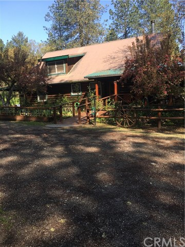 Single Family Home for Sale at 22450 Rifle Range Road Covelo, California 95428 United States