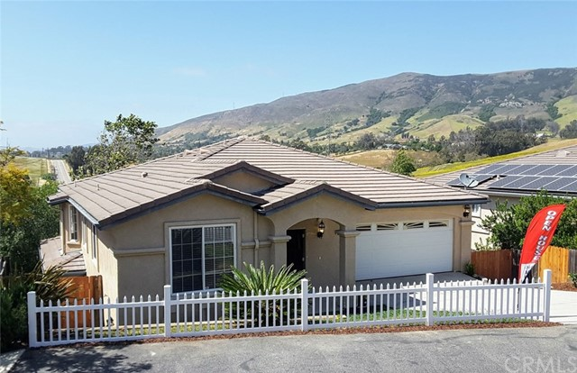 1545  Huckleberry Lane, San Luis Obispo, California