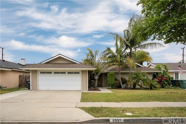 5631  Mangrum Drive, Huntington Beach, California