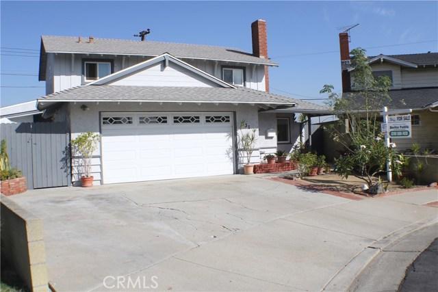 Casa Unifamiliar por un Venta en 631 E Adomar Street Carson, California 90745 Estados Unidos