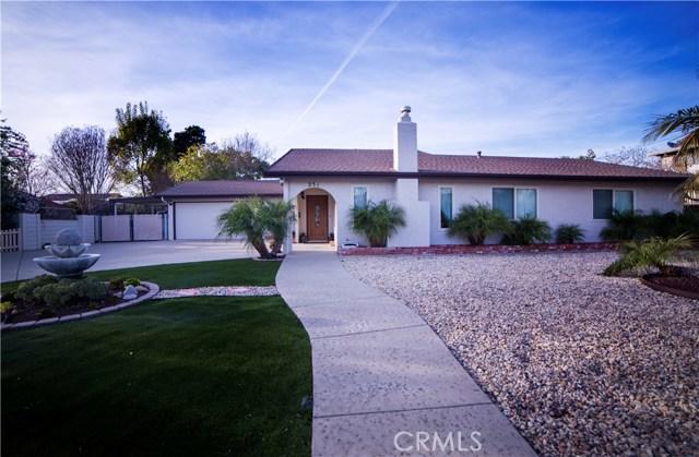 Property for sale at 251 E Cherry Avenue, Arroyo Grande,  California 93420