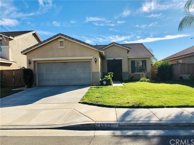 1321 Blazing Star Drive Perris, CA 92571 - MLS #: PW18281516