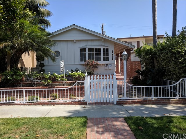 506 Begonia Avenue Corona del Mar, CA 92625